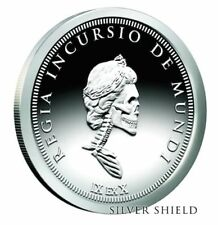 2016 1OZ Slave Queen Series Proof Set - Silver Shield (7) Rare Medallions