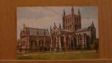 Postcard Posted 1965 Herefordshire, Hereford Cathedral from NE