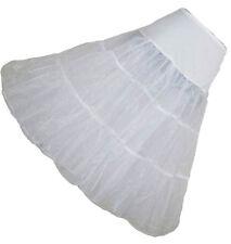 """*Retro Underskirt 50s Swing Vintage Petticoat Net Skirt Rockabilly 26"""" Long Tutu"""