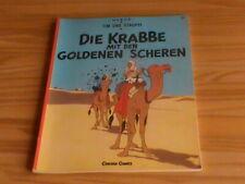 Tim und Struppi Bd. 17 - DIE KRABBE MIT DEN GOLDENEN SCHEREN  *12. Auflage 1982*