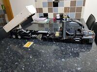 LEGO TECHNIC 42078 CUSTOM BUILT TIPPER TRAILER ONLY USED