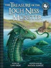 The Treasure of the Loch Ness Monster by Lari Don: Used