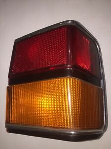 1986 Rolls Royce Silver Spur Passenger Rh Tail Light Lamp Turn Signal