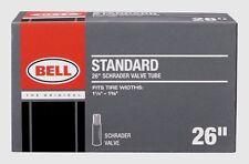 "BELL SPORTS 26"" Standard Universal Bike Tire Tube Bicycle 1-1/4 - 1-3/8"" 7015387"