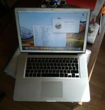 Apple MacBook Pro A1286 Mid 2009 15.4 inch 4GB RAM 500GB HDD