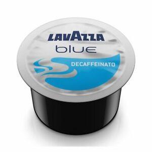 Lavazza Blue-Espresso Decaffeinato Pods(100)--NOT compatible with Modo Mio