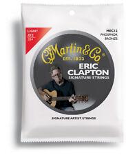 MARTIN MEC12 Clapton Phosphor Bronze 012-054