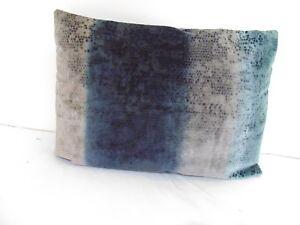 Designers Guild Fabric Santafiora Graphite Cushion Covers
