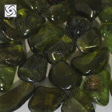 Pierre roulée en Péridot ou Olivine 10/12mm, Minéraux, Lithothérapie