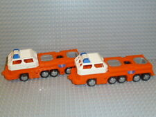 Matchbox 2x Space Transporter 32422 von 1997 Space Shuttle TRANSPORTER F67