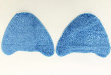 2 x CLEANING PADS TO FIT VAX VRS16 VRS16S POWERMAX STEAM CLEANER MOP  33577x2