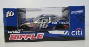 2009 #16 Greg Biffle Citifinancial 1/64th Action