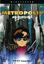 Metropolis DVD (2002) Rintaro