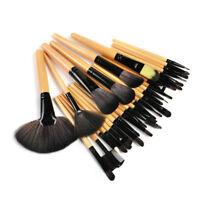 32pcs Pro Makeup Brushes Set Powder Foundation Eyeshadow Eyeliner Lip Brush Tool