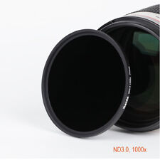 Haida 49/52/55/58/62/67/72/77/82mm ND 3.0 ND1000 10 Stop Neutral Density Filter