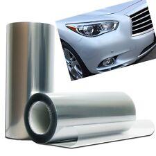 Headlight Tailight Fog Light Paint Protection Gloss Tint Vinyl Film Sheet Choose