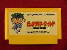 Bikkuriman World - Gekitou Sei Senshi (Nintendo Famicom FC NES, 1990) Japan