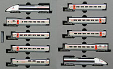 Kato 10-1325 TGV Lyria 10 Cars Set (N scale) MWM