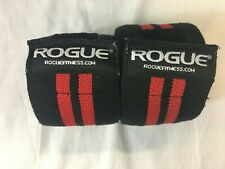 Pair of Slightly Used Rogue Knee Wraps.