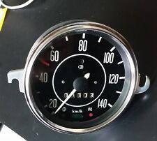VW BEETLE STANDARD Tachimetro Senza orologio SERBATOIO DAL 8.68 - 9.69 FINO A