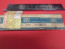 NOS 78 79 Buick G-Body Regal Side Grill Chrome Trim 1256772