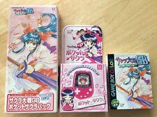 Sakura Taisen Gameboy Color Game Inc Pocket Sakura! Jap! Look In The Shop!