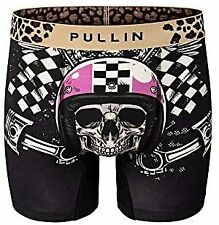 Pullin - Boxer Homme Fashion 2 Coton imprimé Helmetskull