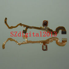NEW Lens Shutter Flex Cable For Canon S2IS S3IS S5IS S2 S3 S5 IS With Socket