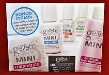 Gelish MINI Basix Kit: 6 Pieces + Bonus Items