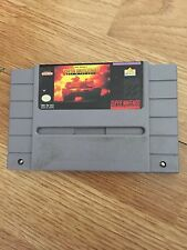 Garry Kitchen's Super Battletank: War in the Gulf Super Nintendo Game Snes SN1