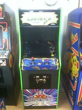 Restored Galaga Arcade Machine, Upgraded To Play 60 GAMES