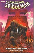Spider-Man: Kraven's Last Hunt by J M Dematteis: New
