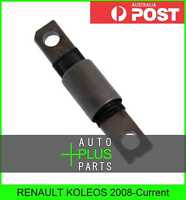 Fits RENAULT KOLEOS 2008-Current - Front Control Arm Bush Front Arm Wishbone