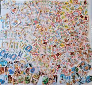 GRANDISSIMO LOTTO FIGURINE MIRA LANZA ORIGINALI oltre 300 di tutte le serie
