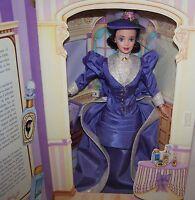 Avon Mrs P.F.E.Albee Caucasian Barbie Doll First Series Mattel 1997 NIB