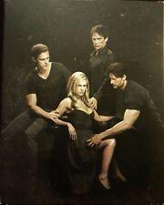 TRUE BLOOD Fourth Season Blu-ray 5-Disc Set VG NO DIGITAL COPY Paquin, Skarsgard