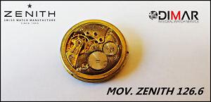 Movement ZENITH-126.6 - Diametro. Of Esfera. 29mm REF.4263889