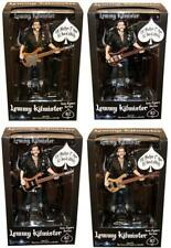 MotorHead Lemmy Kilmister Deluxe Action Figure Set of 4