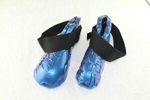 Proforce Youth Adult Lightning Karate Sparring Kicks Foot Pads Shoes