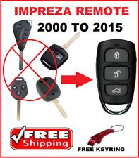 SUBARU IMPREZA REMOTE  KEYLESS  2000 2001 2002 2004 2015 2003 2007 2009 2011