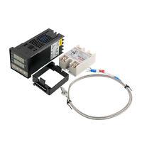 Digital PID Temperature Control Controller +25A SSR + K thermocouple Sensor