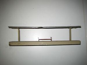 Kibri Bahnsteig aus Blech für H0 - Rarität ? - kein Märklin 700 / 800
