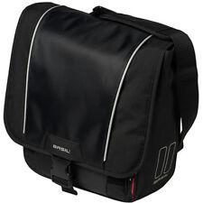 Basil Seitentasche SPORT DESIGN COMMUTER BAG 18L + Regenhaube schwarz Fahrrad