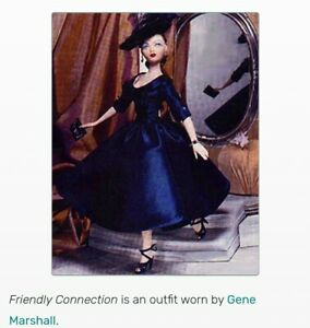 Gene Doll Fashion Costume Friendly Connection with shipper (doll not included)