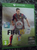 FIFA 15 Nuevo precintado Xbox One Fútbol football soccer EA Sports castellano,