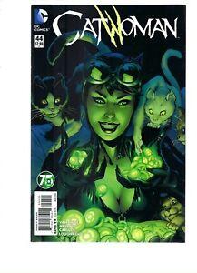 CATWOMAN  44 GREEN LANTERN VARIANT  / DC COMICS NEW 52