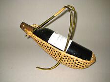 50er Jahre Flaschenhalter Weinflaschenständer TOP! Rockabilly