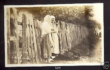 UKRAINE RUSSIA KIEV SEPT 1917 AMERICAN REAL PHOTO g.