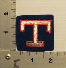 1970's TEXAS RANGERS VINTAGE EMBROIDERED PATCH #3 (SQUARE)
