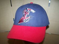 ROUND ROCK EXPRESS - BIMM RIDDER MINOR LEAGUE BASEBALL HAT/CAP-RED/BLUE